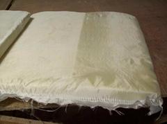 玻纤布袋子装棉板 32KG/50MM棉板 玻璃布昆明棉板 坤耐正品