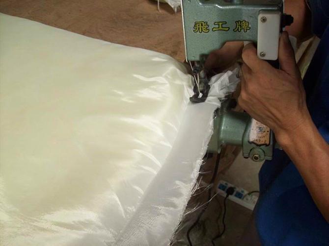 玻纤布袋子装棉板 32KG/50MM棉板 玻璃布昆明棉板 坤耐正品 2