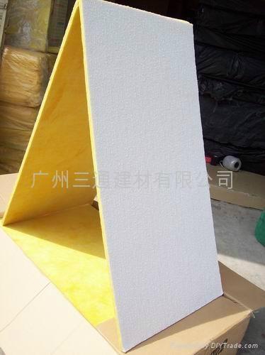 吸音吊顶天花板 702吸音隔音天花板 702保温隔热天花板 1