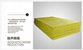 high qualityglass wool board used in interior wall filled to reduced the noise  2