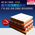 wooden sound-aborbing board,Guangzhou