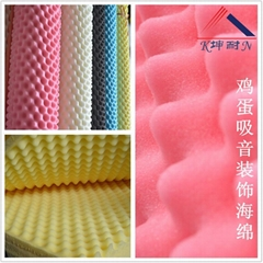Rubber and plastic egg cotton,Sound-absorbing cotton