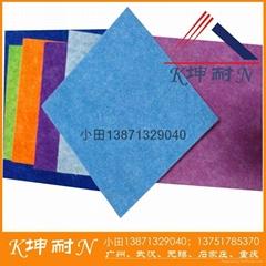 武汉8MM聚酯板 咸宁8MM吸音板 广州坤耐公司出品