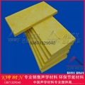 low price and high hardness glass wool