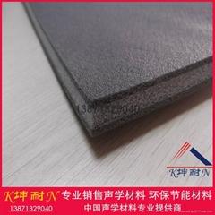 阻燃5mm隔音地垫、减震垫、隔热垫、隔音板、隔音毡、吸音板吸音