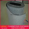 广州现货供应隔音毡2mm,包厢隔音房专用隔音材料 2