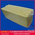 32KG/50MM玻璃棉板 1.2*0.6米西宁玻璃棉板屋顶夹层隔热材料 1