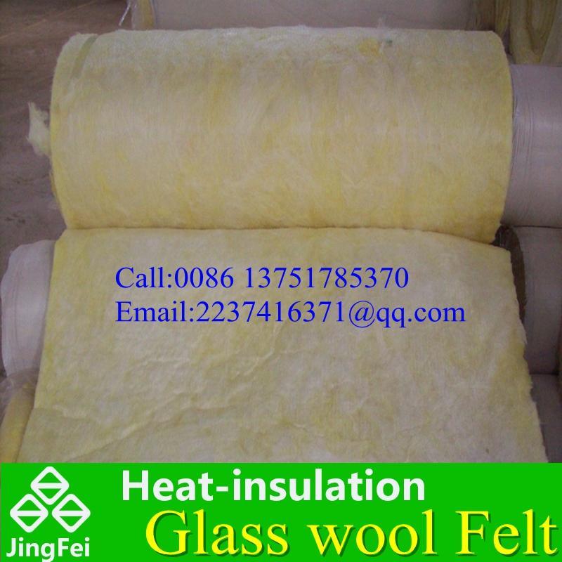 离心玻璃棉毡 墙体填充棉 武汉棉毡 武汉保温材料16kg/50mm 1