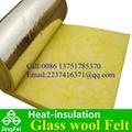 广州供应玻璃棉毡 耐火吸音棉 隔音棉24kg50mm 1