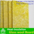 high qualityglass wool board used in interior wall filled to reduced the noise  5