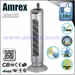 """29"""" TOWER FAN WITH REMOTE CONTROL"""