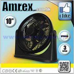 """10"""" Turbo Fan"""
