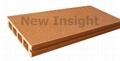 Wood plastic composite(WPC) decking 146×30 1