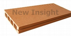 Wood plastic composite(WPC) decking 146×30 (Hot Product - 1*)