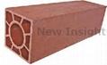 Wood plastic composite(WPC) square