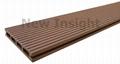 Wood plastic composite(WPC) decking 146