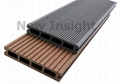 Wood plastic composite(WPC) decking