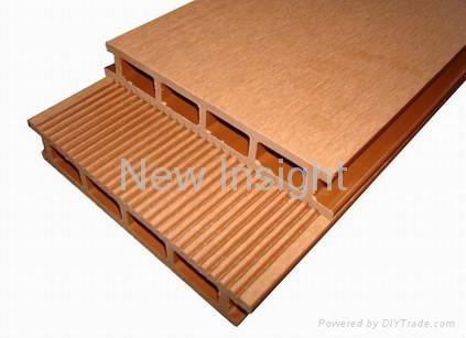Wood Plastic Composite Wpc Decking 150 24 Lhma059