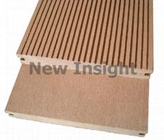 Wood plastic composite(WPC) decking 130×18