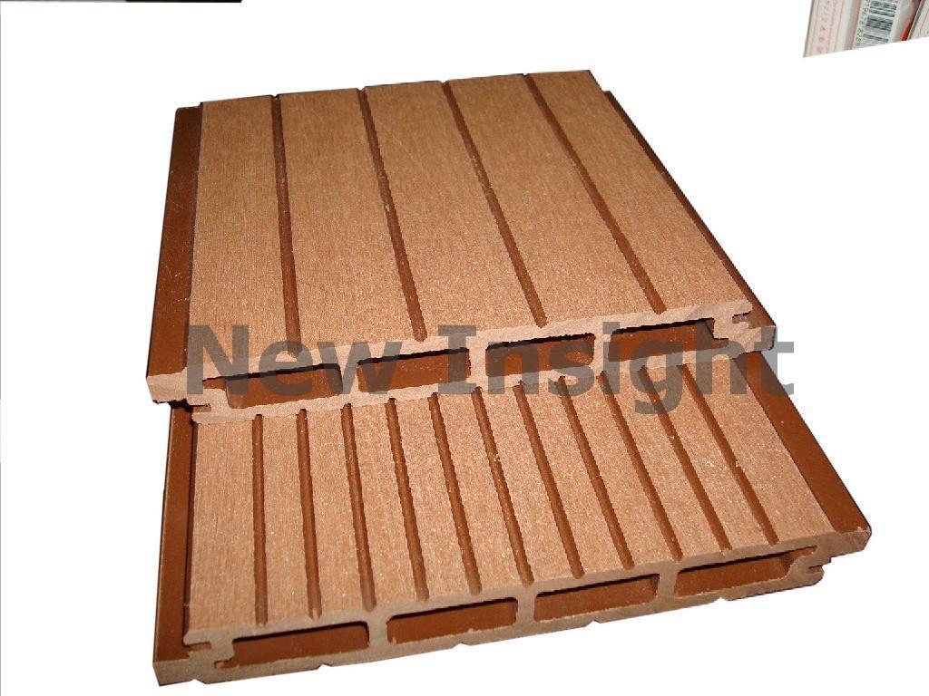 Wood Plastic Composite Wall Panel : Wood plastic composite wpc wall panel lhma