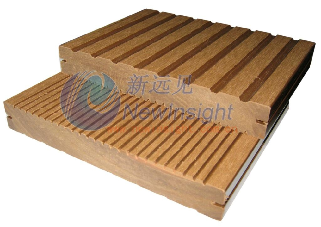 Wood Plastic Composite Wpc Decking 140 20 Lhma075