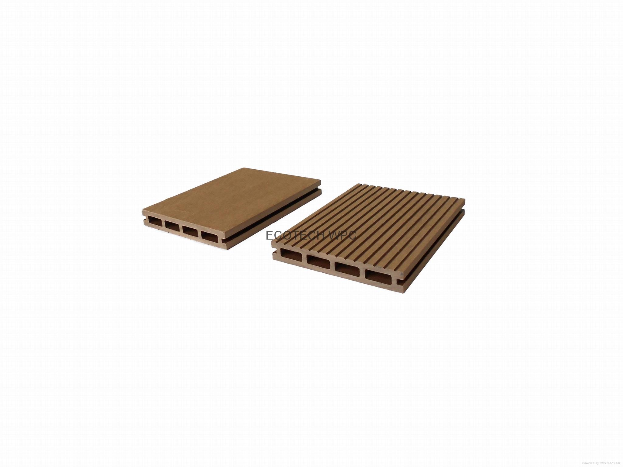high strength eco-friendly composite  WPC deck 1