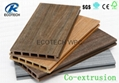 High quality Co-extruded WPC decking