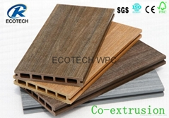 High quality Co-extruded WPC decking   (Hot Product - 3*)