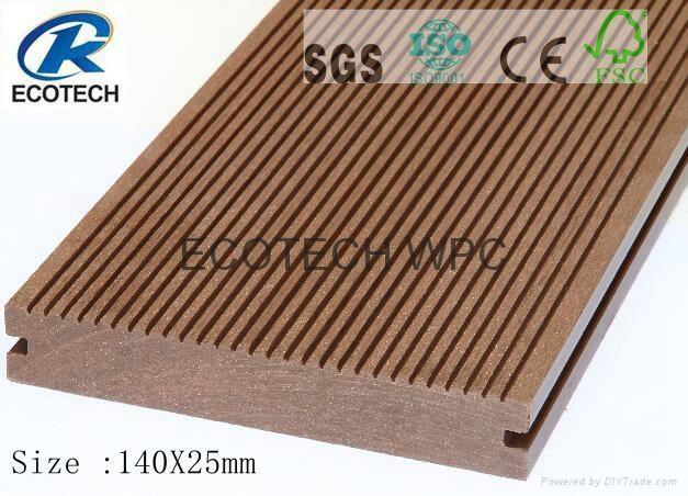 WPC  Piso Deck Compuesto   1