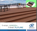 Wood Plastic composite (WPC) Decking& flooring(146X31mm) 2