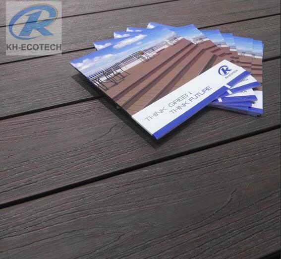 Wood Plastic composite (WPC) Decking& flooring(140X25mm) 2