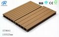 Wood Plastic composite (WPC) Decking&