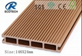 Fireproof Composite  WPC  Decking  ( CE