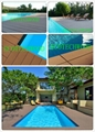 Fireproof Composite  WPC  Decking  ( CE ,FSC,SGS ,ISO) 4
