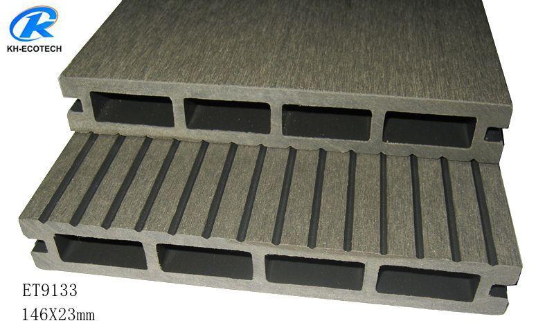 Wood Plastic composite (WPC) Decking& flooring 1
