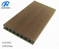 Top quality Co-extrusion WPC decking  1
