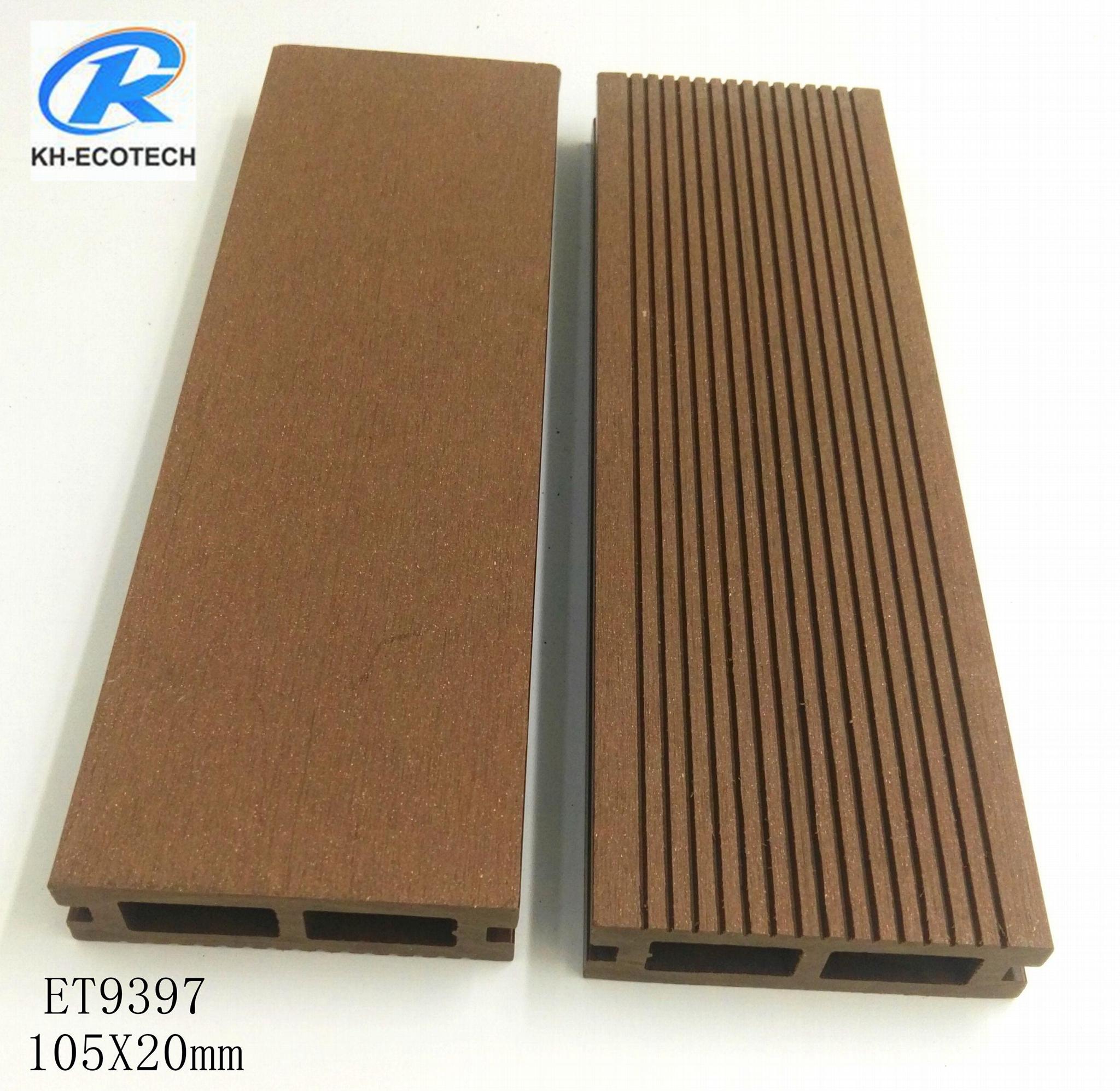 Composite  WPC  Piso & Deck 1