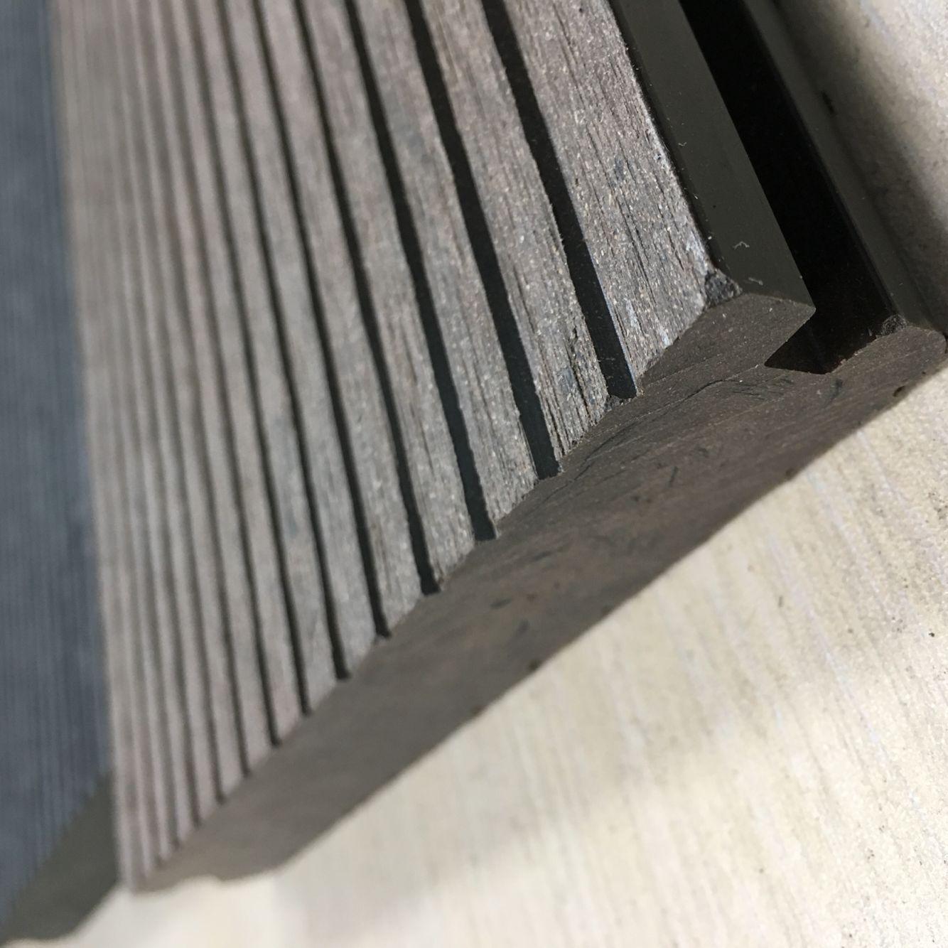 Wood Plastic composite (WPC) Decking& flooring 4