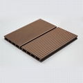 Top quality Co-extrusion WPC Decking for