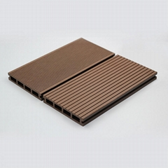 Top quality Co-extrusion WPC Decking for outdoor