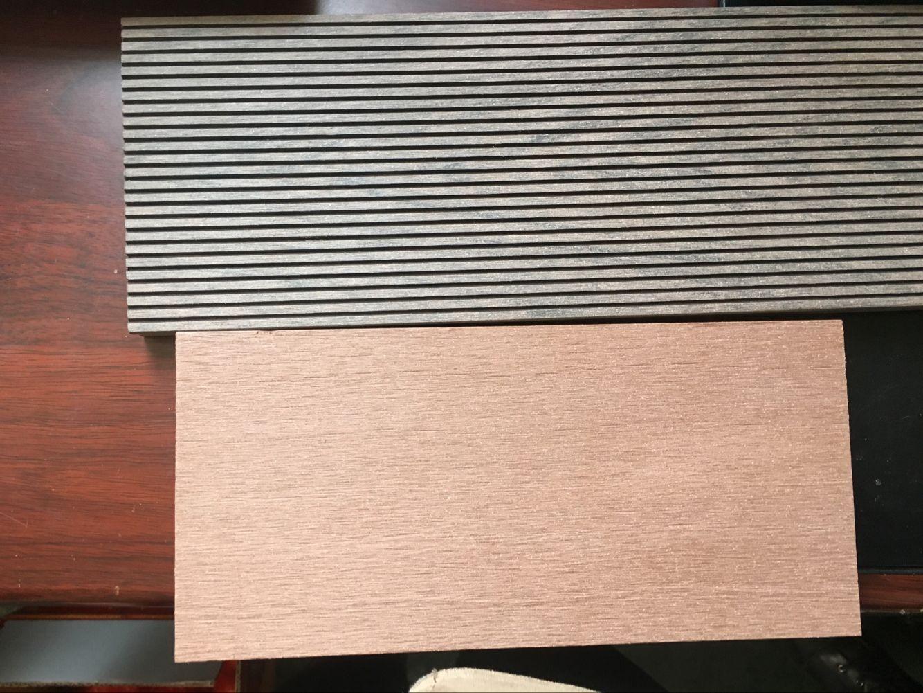 Hot sales solid WPC flooring waterproof ,UV Resistance  3
