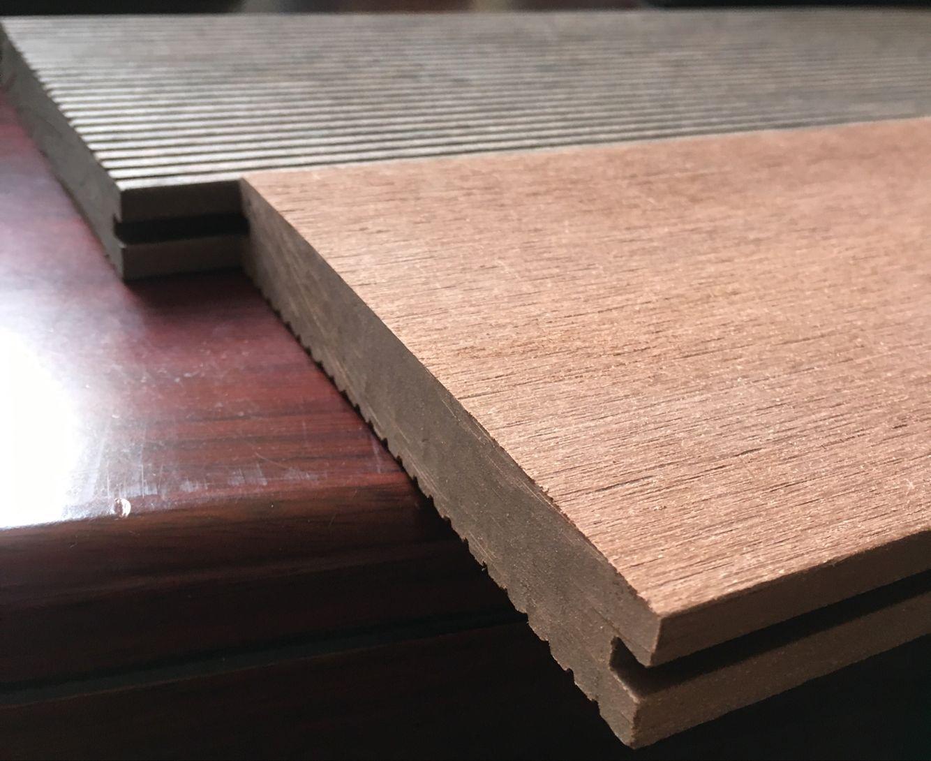 Hot sales solid WPC flooring waterproof ,UV Resistance  4