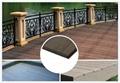 Hot sales solid WPC flooring waterproof ,UV Resistance