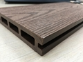 Patented, surface sanded wpc decking for outdoor 5
