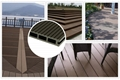 Waterproof and non-cracked wpc outdoor and indoor decking
