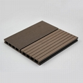 Waterproof and non-cracked wpc outdoor and indoor decking 6