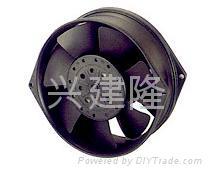 台湾5E-230B全金属交流散热风扇