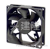 8020 DC fan fan