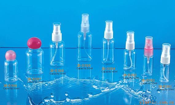 河南塑料包装透明瓶 1