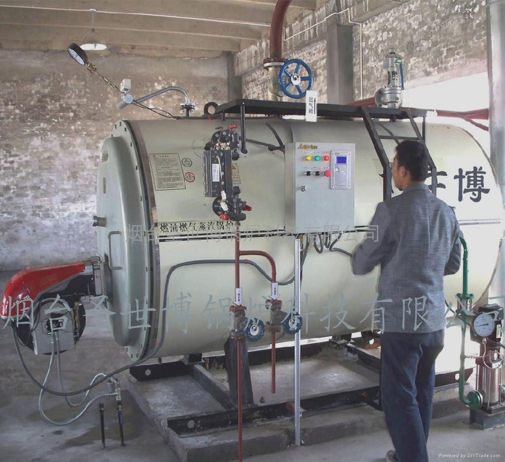 烟台锅炉燃油汽蒸汽锅炉 4